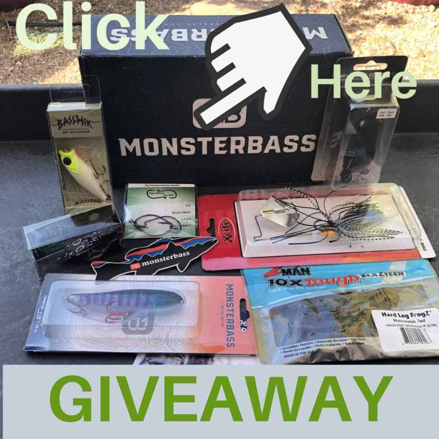 Fishing Giveaway 2020