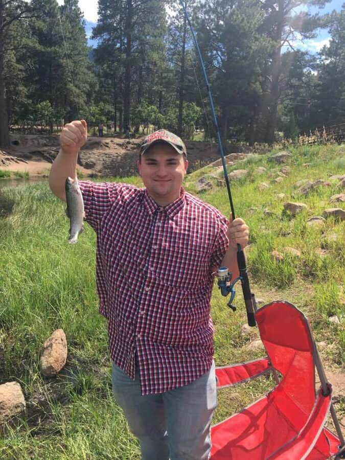 Do Trout Eat Mosquito Larvae